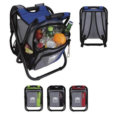 Koozie Custom Backpack Cooler Chair