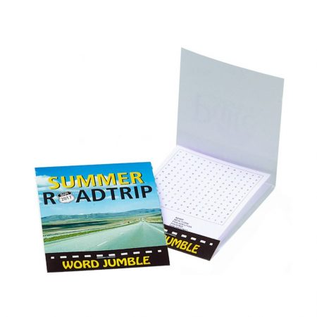 Custom Word Search Booklet