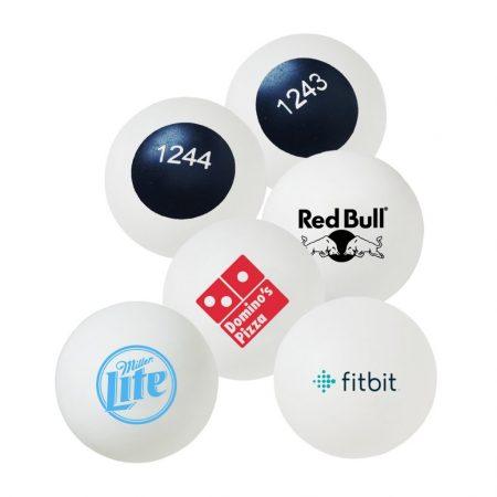 Custom Ping Pong Ball - 2 Pack